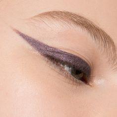 Gel Eyeliner's Endless Possibilities: Maybelline Lasting Drama Eyestudio Gel Eyeliner in Eggplant