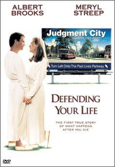 Defending Your Life (1991) - Meryl Streep  Albert Brooks
