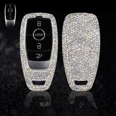 Bling NEW E Class Mercedes Benz Crystal Car Key Holder with Rhinestones