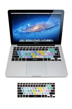 Cheap illustrator keyboard, Buy Quality keyboard shortcut directly from China photoshop design Suppliers: Adobe Photoshop Illustrator Keyboard Shortcut Design Functional Silicone Cover US For Macbook Pro Air 13 15 17 Protector Sticker Adobe Photoshop, Photoshop Tutorial, Adobe Illistrator, Photoshop Actions, Adobe Illustrator Tutorials, Photoshop Illustrator, Graphic Design Tips, Web Design, Macbook Pro Accessories