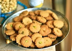 These cookies are based on chickpea flour which is available in Middle-Eastern or Indian stores or health-food stores generally. They are sourced from a traditional Persian recipe from Najmieh Batmanglij New Food of Life, with the following changes: I toasted the butter to get that nutty flavor and I added an egg to...Read More »