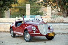 Fiat 500 Gamine Vignoles (1967-1971)