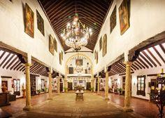 Museum of arts and customs, Caserío de San Benito.