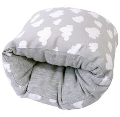jeankelly feeding pillow - in the clouds
