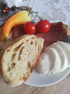Camembert Cheese, Dairy, Bread, Baking, Food, Brot, Bakken, Essen, Meals