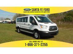 2016 Oxford White Ford Transit 350 XLT 36953P