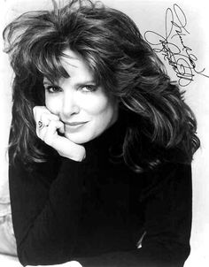 "Jaclyn Smith, she was my fave ""Angel""..."
