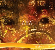"""AYA"": The theme is an uplifting connecton through tone. Swinging on the beat of eternity, these dance variations engage and inspire the listener to move. Aya enacts freedom, romance and the excitement of life! The open atmosphere and vibration clears the mind, creates confidence, stability and a feeling of peace. This smooth compilation opens the heart to love and Joy."