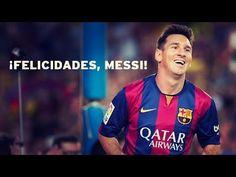 El Barça felicita a Messi por superar el récord de Zarra