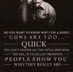 Oh why does every Joker quote remind me of Jeff the Killer?