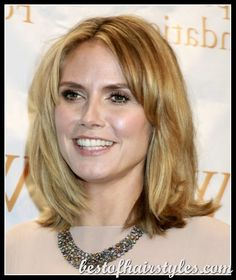 Layered hairstyles, Hairstyles for medium length and Medium layered on ...