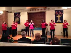 Oh Holy Night -- Hands of Harmony Sign Language Choir - YouTube