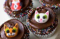 Primrose Bakery's chocolate cupcakes