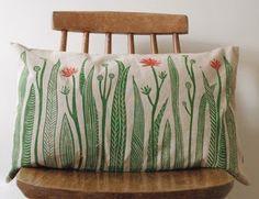 Inkling Cushion via The Poppy Club