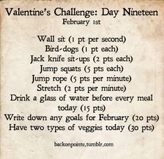 ~~pinned from site directly~~ . . . Valentine's Challenge-DAY 19
