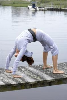 How to Do a Backbend in Minutes
