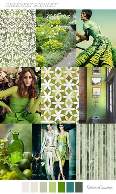 nice GREENERY SCENERY by PatternCurator... Trend Check more at http://pinfashion.top/pin/52793/