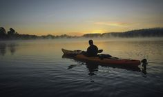 Flatwater Paddling in Eastern North Carolina - 3-day itinerary