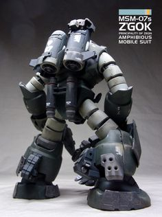 Herbert's MG Z'GOK Custom: REVIEW | GUNJAP