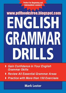 English Grammar Drills By Mark Lester PDF Free Download