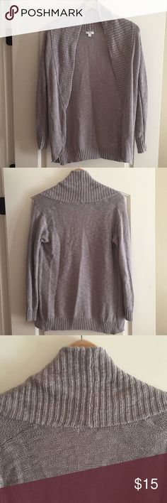 Grey BP Cardigan Light weight Lighter gray color 3/4 Sleeves bp Sweaters Cardigans