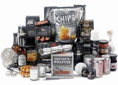 Kwaliteit in Zwart/Zilver * Aantal artikelen incl. doos: 41 * € 45,90 per pakket excl. BTW