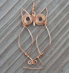 Owl Pendant Idea