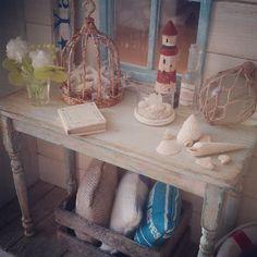 #Miniature #Beach #Dollshouse