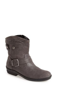 'Relax' Leather Bootie (Women)