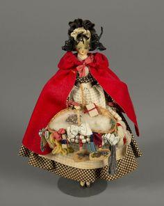79.10885: Peddler Doll | doll