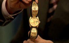Larry Hagman and Patrick Duffy Pay Jimmy Fallon a Visit Dallas Tnt, Dallas Tv Show, Patrick Duffy, Larry Hagman, Wheel Of Fortune, Jimmy Fallon, Gold Watch, Rolex, Bracelet Watch