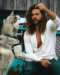 Amazing Men With Long Hair (18+) | VK