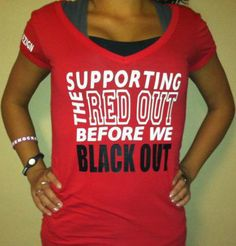 Husker T-Shirt From Husker Dezign! Huskers! Go Big Red! #GBR