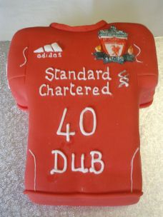 DUB Liverpool Football Club, Liverpool Fc, Themed Cakes, Cake Ideas, Cupcake Cakes, Birthday Cake, Kids, Clothes, Collection
