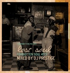 FMF presents: Lost Soul 45 Mix