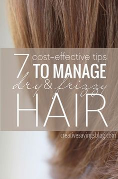 Despite all the hype and marketing of anti-frizz products, you only need to practice these 7 frizzy hair tips to manage your mane. They`re cost-effective AND they actually work! See this blogger`s transformation in just 4 weeks.