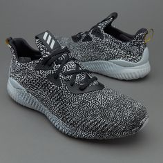 new photos cf7ab e801b adidas Alpha Bounce Aramis - Core BlackFootwear WhiteCrystal White S16 -  Mens Shoes - B54366