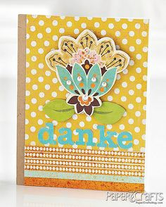 @Teri Anderson - Paper Crafts magazine