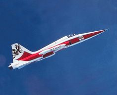 The Canadair CF-5 was the Canadair licensed-built version of the American Northrop F-5 Freedom Fighter aircraft primarily for the Canadian Forces and the Royal Netherlands Air Force. The CF-5 was upgraded periodically throughout its service career in Canada. The Canadian Forces retired the type in 1995, although CF-5s continued to be used by other countries into the early 21st century.