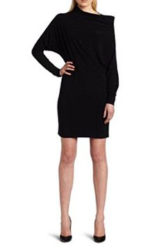 Norma Kamali - All In One Dress - Black $150 Amazon