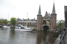 Waterpoort in Sneek