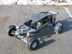 this is an rc car