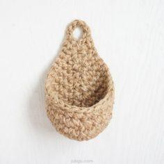 Crochet Pattern Bundle (3 Basket Designs) | jakigu.com - Crochet basket - #Basket #Bundle #crochet #Designs #jakigucom #pattern Crochet Stitches, Crochet Hooks, Free Crochet, Crochet Handles, Crochet Basket Pattern, Crochet Patterns, Crochet Baskets, Single Crochet Stitch, Double Crochet