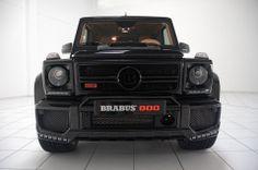 Brabus 800-Standard Equipment Painting: Obsidian black - metallic