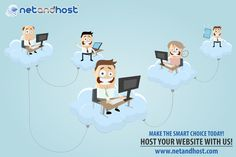 All happy people stay on cloud. #webshoting #lowcost #websites #cloudhosting