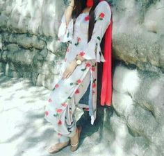 Best 12 Deeksha saini designer shuit – Page 293719206947615626 Punjabi Dress Design, Latest Punjabi Suits Design, Designer Punjabi Suits, Indian Designer Wear, Patiala Suit Designs, Salwar Designs, Sleeves Designs For Dresses, Dress Neck Designs, Designer Evening Gowns