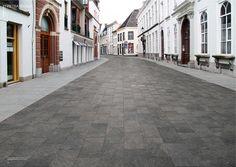 Romania, Exterior, Showroom, Italia, Travertine, Outdoor Rooms, Fashion Showroom