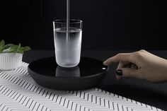MIITO Wasserkocher - ein innovativer Küchenhelfer  Stab mit Induktionstechnik ausgestattet. 200 Milliliter kochendes Wasser in nur 60 Sekunden. James Dyson Nominierung