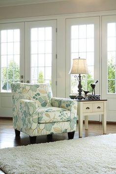 Spring is the perfect time to freshen up your living room! This Daystar Seafoam Sofa and Loveseat brings a touch of color and comfort to your space. Kick back and relax as you share a conversation on these simple and beautiful pieces. Also in this collection: Daystar Seafoam Oversized Accent Ottoman, Accent Chair & Queen Sofa Sleeper