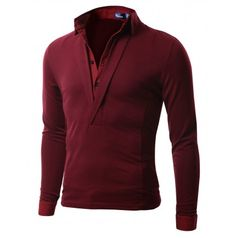 Digging this sweater..   Mens Fashion Shirts www.doublju.com